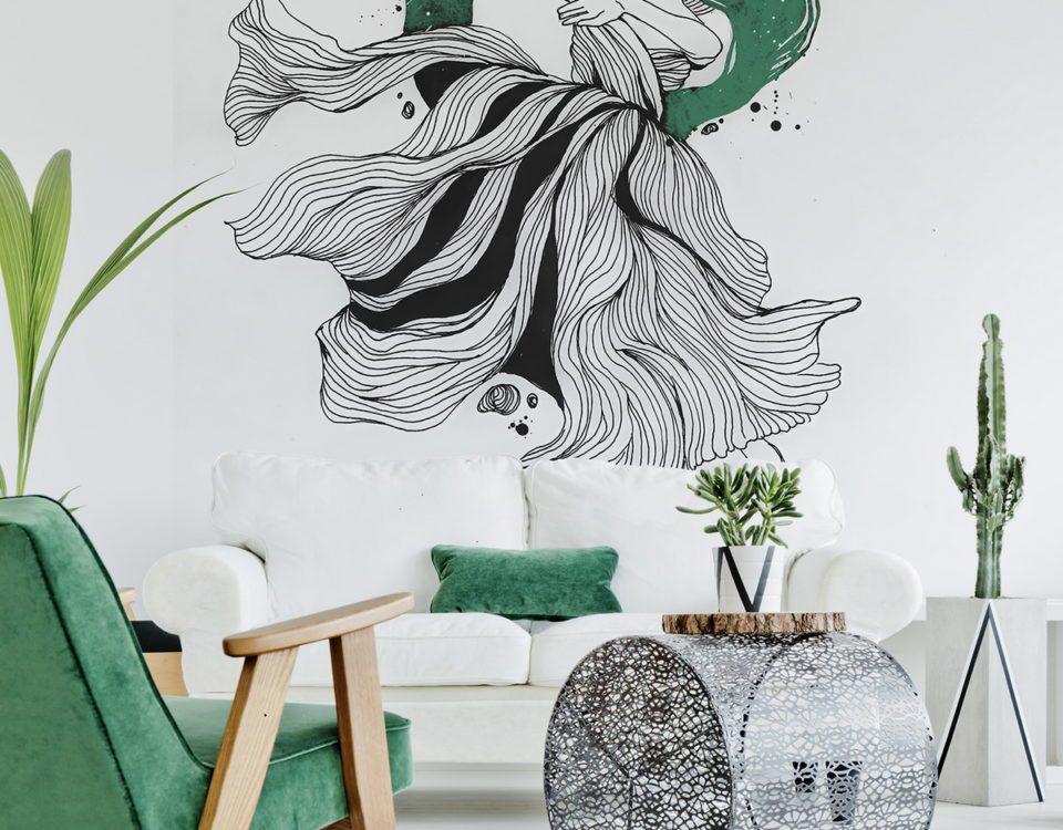 ΔΙΑΚΟΣΜΗΤΙΚΗ ΤΟΙΧΟΓΡΑΦΙΑ Στη WALLDEKO μεταμορφώνουμε τις ιδέες σας σε τοιχογραφίες τοίχου. Είτε θέλετε ένα μοντέρνο, κομψό σχέδιο ή ένα περίπλοκο κλασσικό κομμάτι, η WALLDEKO είναι σε θέση να σχεδιάσει μια τοιχογραφία για το χώρο σας, δημιουργώντας με αυτό τον τρόπο ένα αποτελεσματικό και εμπνευσμένο χώρο εργασίας.