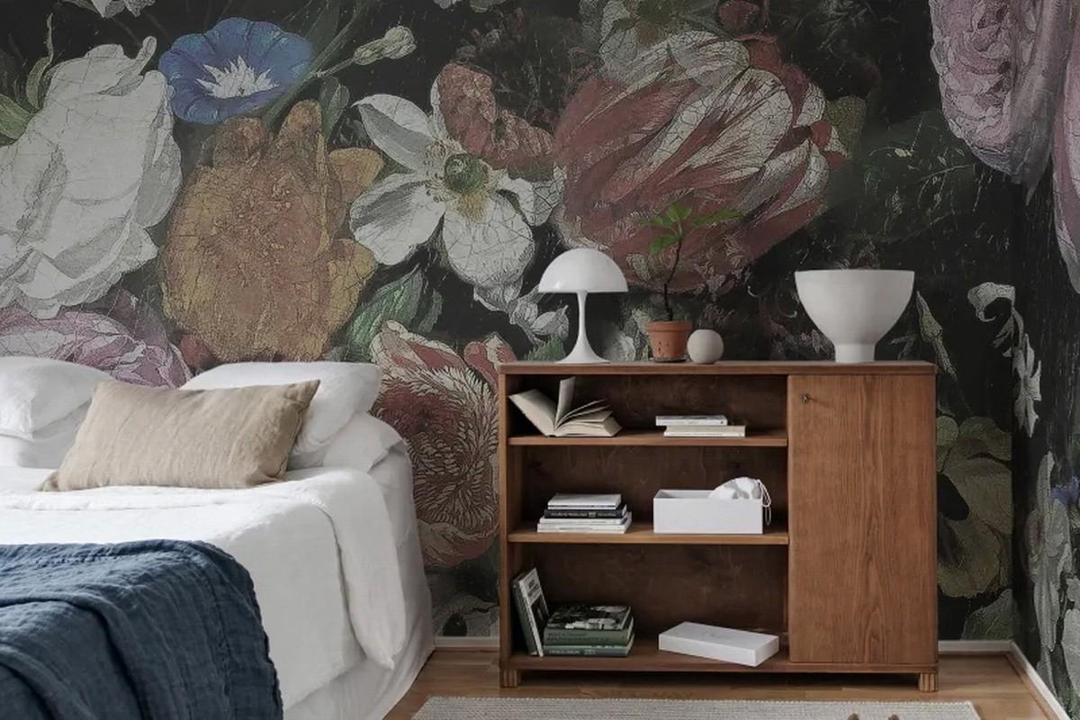 Τοιχογραφιες σε Δωματιο