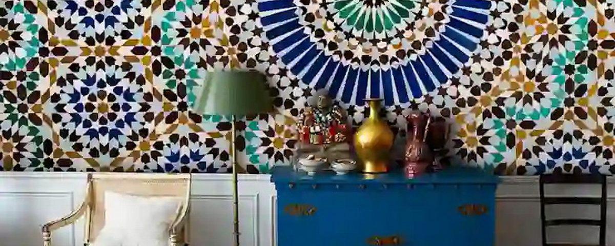 walldeko-Διακοσμητική τοιχογραφία με σχέδια 00